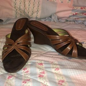Naturalizer Wedge Heel Sandal